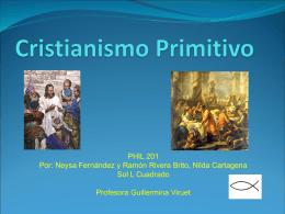 cristianismo presentacion