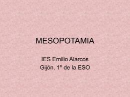 PP MESOPOTAMIA