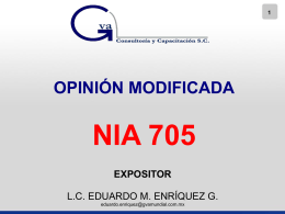 AI Opinion modificada