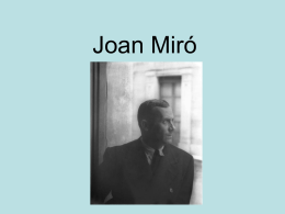 Joan Miró i Ferrà.
