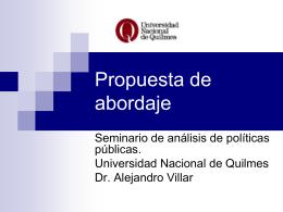 Dimensión Administrativa - Universidad Nacional de Quilmes