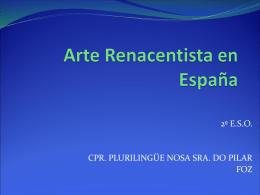 Escultura en España