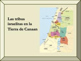 Mapas de Israel