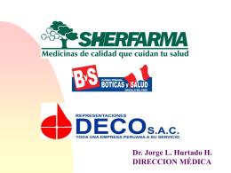 SHERFARMA MEDIC