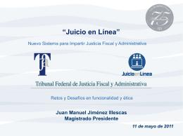 Juicio en Línea
