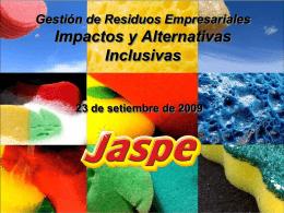 Gestión de Residuos Sólidos Industriales