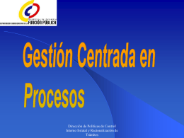 ST-ESAP-DAFP-Presentacion iso 9001- 2004