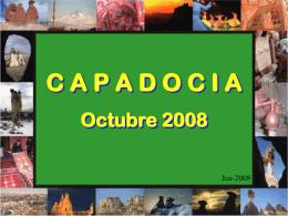 Capadocia - Juan Cato