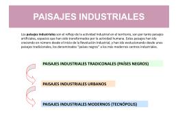 paisajes industriales