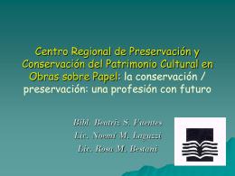 PresenCR13 - RDU - Universidad Nacional de Córdoba