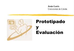 Evaluación - Universitat de Lleida