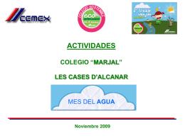 4) Actuaciones de Educación - Premio Colegios Sostenibles