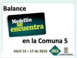 5. - Alcaldía de Medellín