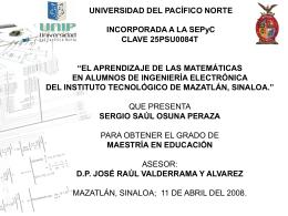 Presentacio Examen Maestria