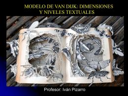 Modelo Van Dijk - CONTINTAROJA.CL
