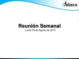 Presentación CD 05-08-2013