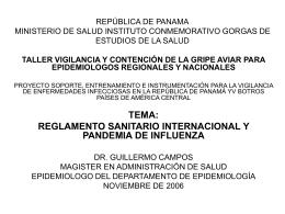 reglamento sanitario internacional (1951)