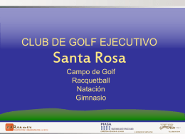 Club de Golf Ejecutivo