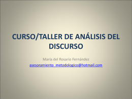 analisis_del_discurso - instrumentos