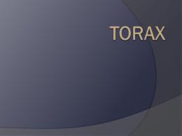 TORAX PATOLOGICO