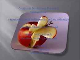 """Colegio de Bachilleres Plantel 2 """"cien metros"""" Tecnologías"""