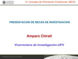 Amparo-Chiralt-Boix - Asociación de Biotecnólogos de la
