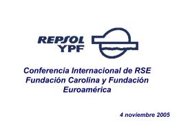 Compromiso social - Fundación Euroamerica