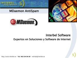 Como funciona MDaemon Antispam