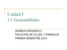 TEMA 1 - Departamento de Química Orgánica