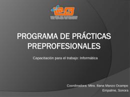PRACTICAS_PREPROFESIONALES_presentacion