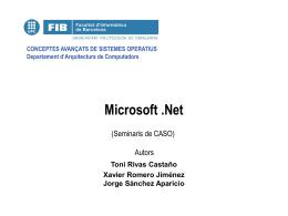 Servicios de Passport .NET