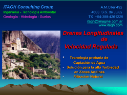 Diapositiva 1 - ITAGH-Consulting