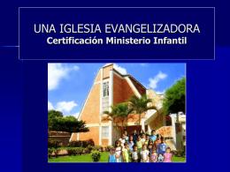 Herencia Una iglesia evangelizadora Track 1