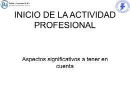 Contable - Colegio de Medicos Veterinarios