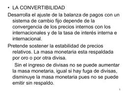 Caja de Conversión y Banco Central