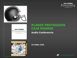 Plan Protegido Renta 2010