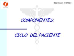 Ciclo del Paciente