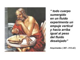 Arquimedes - ies emilio ferrari