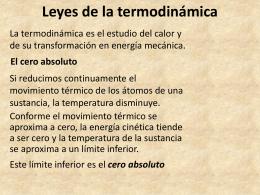 Fisica 7 Termodinámica