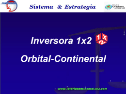 Peña Orbital 1x2 - loteriacontinental1x2.com