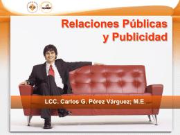 Conferencia RRPP y Publicidad Coparmex