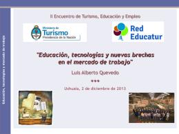 9 Presentaciòn Quevedo - Ushuaia 2013