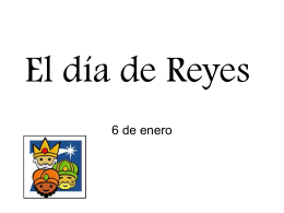 El día de Reyes - Janet Lloyd Network