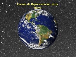Formas de Representación de la Tierra Globo Terráqueo Difícil de