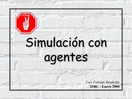 Simulación con agentes