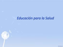Rol de Educador como Agente de Salud