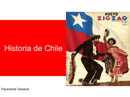 Historia de Chile- Panorama General 6º Básico