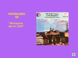 Andrógenos en la Menopausia - Edgardo D. Rolla, Médico