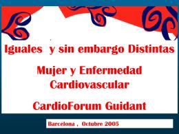Presentación de PowerPoint - Cardiología en Madrid