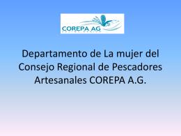 Departamento de La mujer del Consejo Regional de